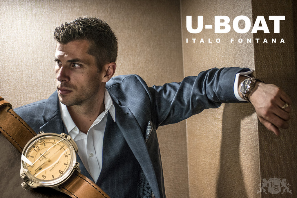 Interview with Soccer Star Tally Hall, U-BOAT Enthusiast